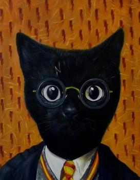 Harry Potter Cat Splendid Beast - Big