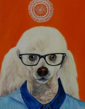 Hipster Dog Splendid Beast - Big