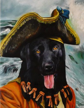 Pirate Dog Splendid Beast - Big