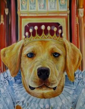 Queen Dog Splendid Beast - Big
