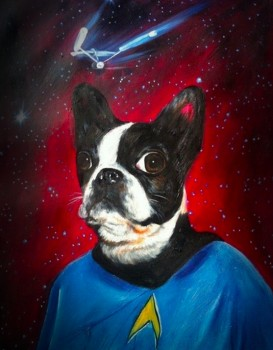 Trekkie Dog Splendid Beast - Big