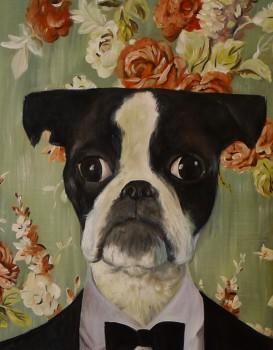 Formal Attire Dog Splendid Beast - Big