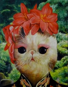 Geisha Cat Splendid Beast - Big