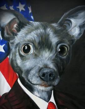 President Dog Splendid Beast - Big