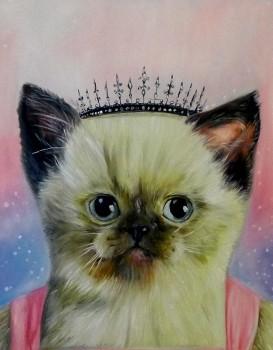 Princess Cat Splendid Beast - Big