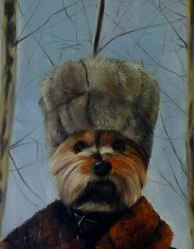 Russian Dog Splendid Beast - Big