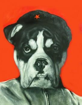 Comrade Dog Splendid Beast - Big
