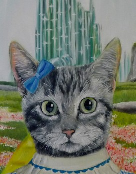 Dorothy Cat Splendid Beast - Big