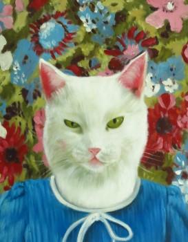 Flower Girl Cat Splendid Beast - Big