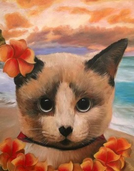 Hawaii Cat Splendid Beast - Big
