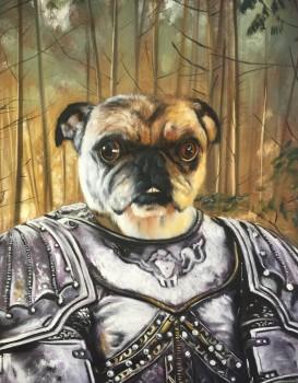 Knight Dog Splendid Beast - Big