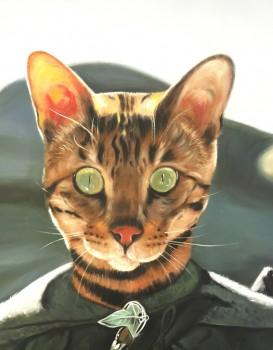 Rings Cat Splendid Beast - Big