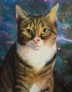 Deep Space Cat