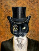 Pet Painting Template from Splendid Beast
