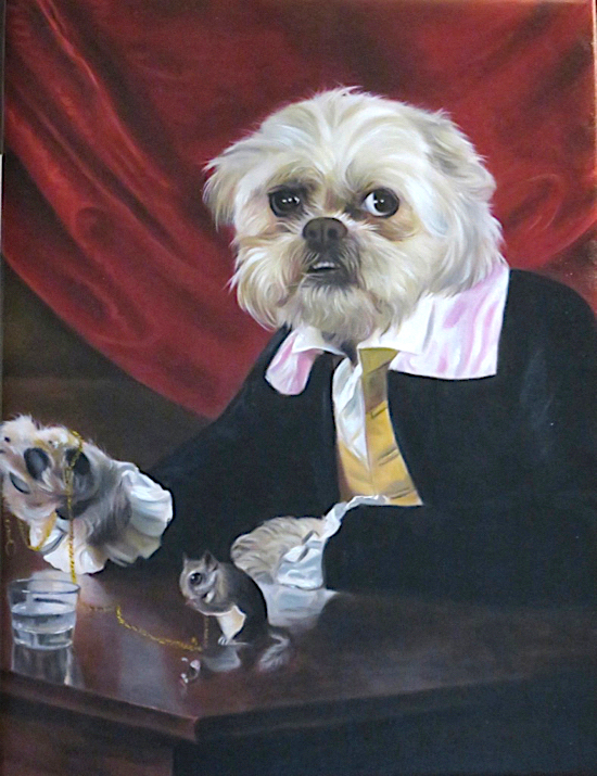 The Dandy Dog